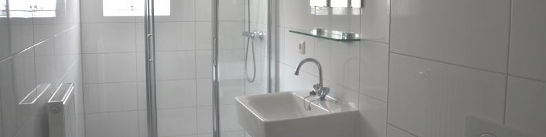 Sanitair aangelegd door Bouwmeester Installatietechniek